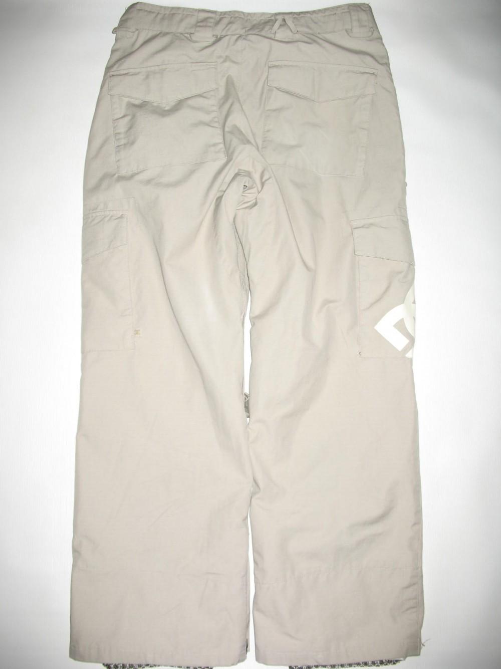Штаны DC banshee-r snowboard pants (размер L) - 5