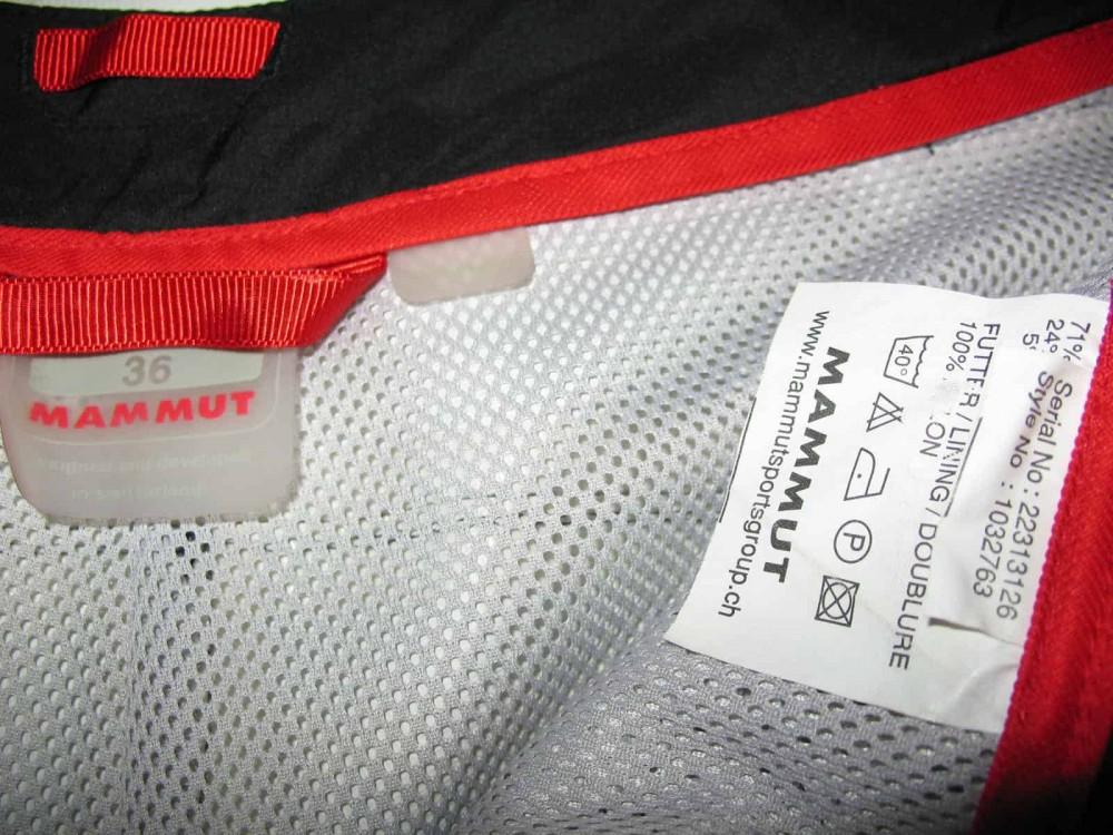 Штаны MAMMUT castor pants lady (размер 36-S/M) - 7
