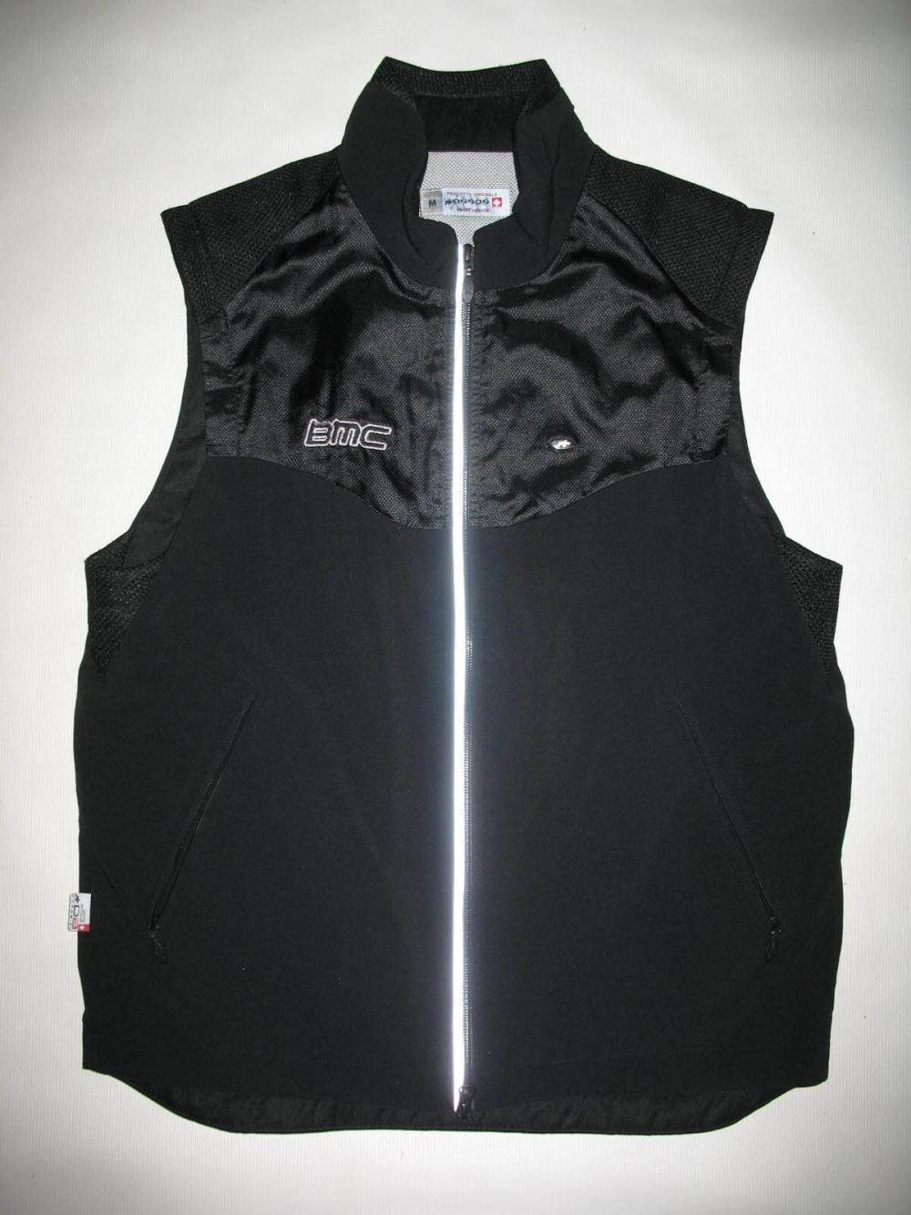Жилет ASSOS bmc dopo bici DB8 insulator vest (размер M) - 1
