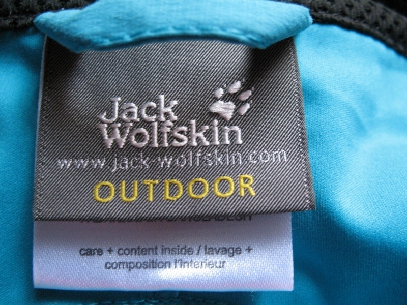 Куртка JACK WOLFSKIN Electron Softshell jacket lady  (размер M) - 10