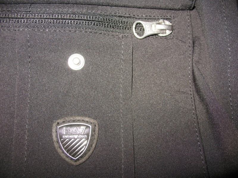 Штаны EA7 emporio armani ski pants lady  (размер XL/L) - 5