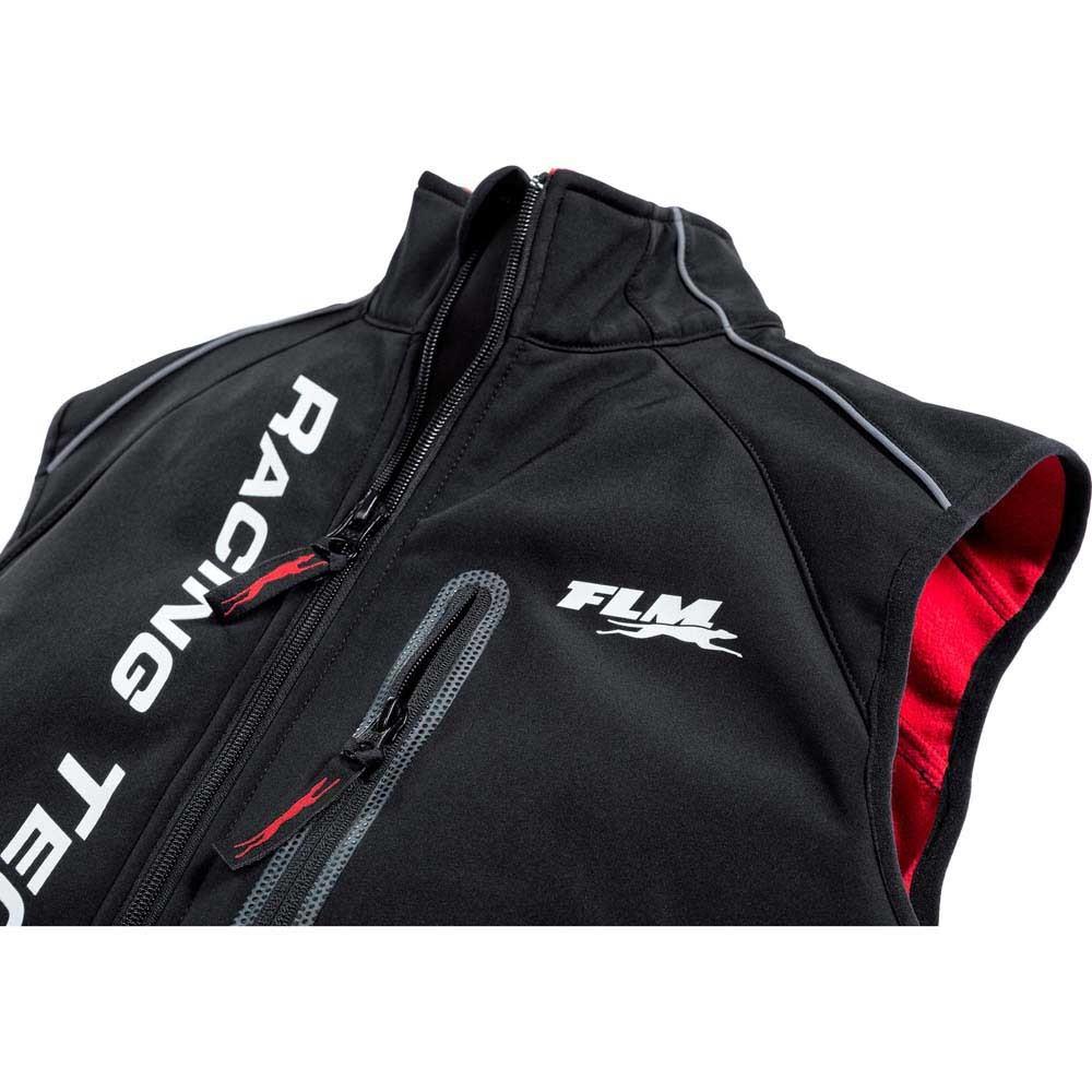 Жилет FLM sports softshell 1.0 vest (размер S) - 3