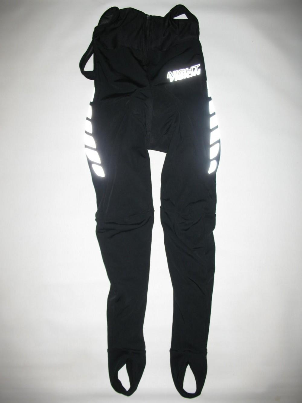 Велобрюки ALTIMA nigth vision bib cycling pants (размер L) - 1