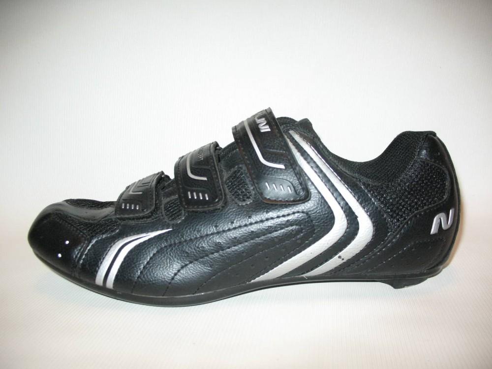 Велотуфли NALINI mako road cycling shoes (размер US11.5/UK11/EU45(на стопу до 295 mm)) - 1