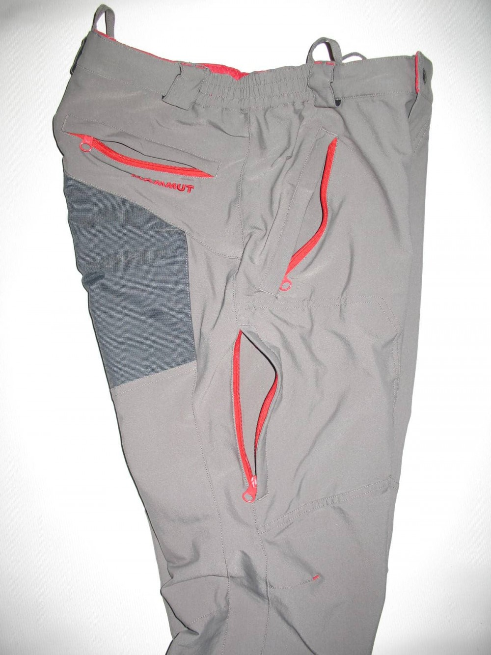 Штаны MAMMUT 3xdry outdoor pants (размер 48-M/L) - 5