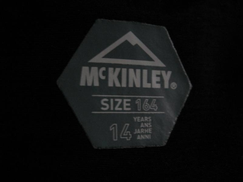 Куртка McKINLEY aquamax 5. 5 jacket lady   (размер рост 164-S/XS) - 8