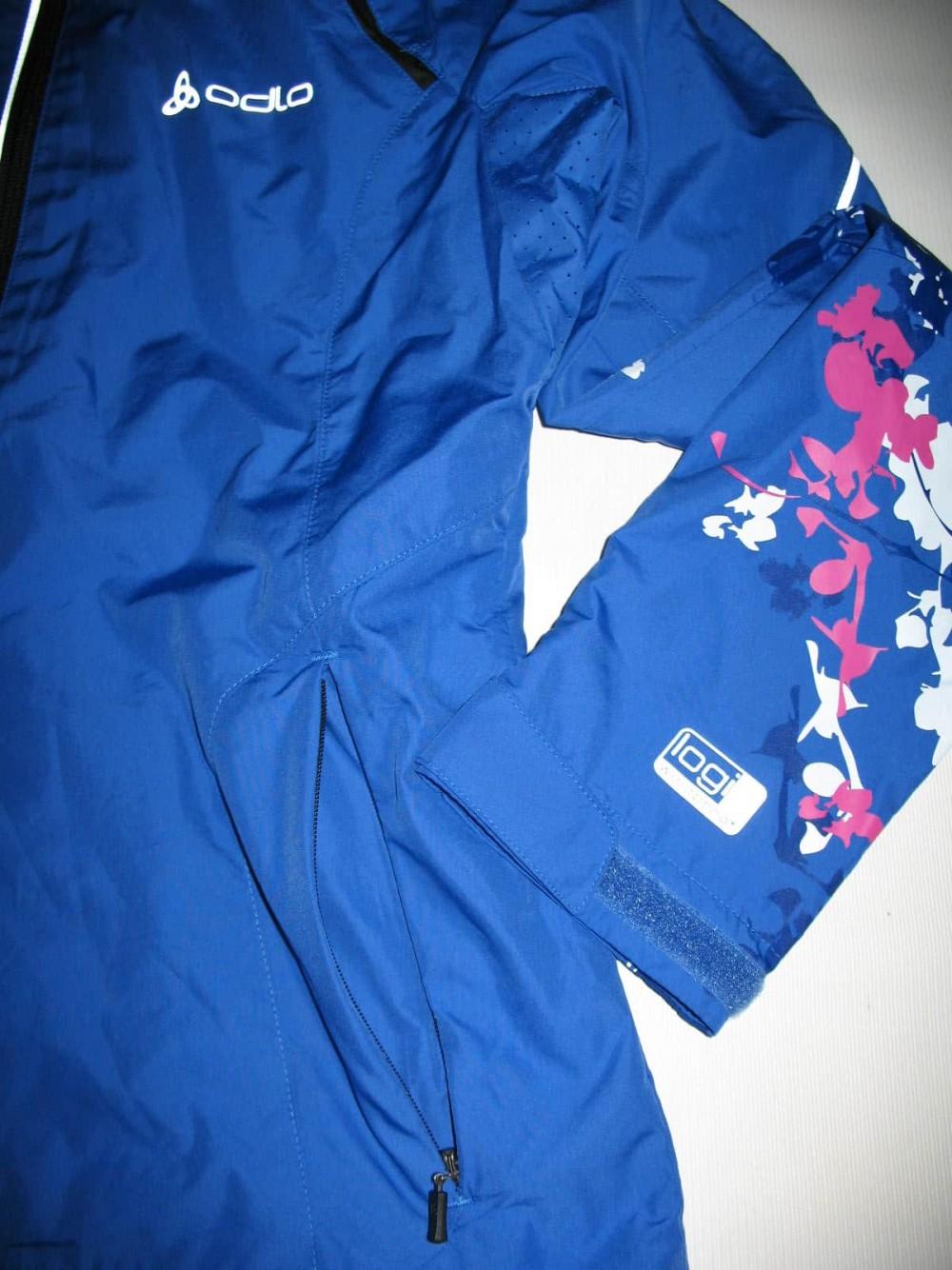 Куртка ODLO source jacket lady (размер XS/S) - 7