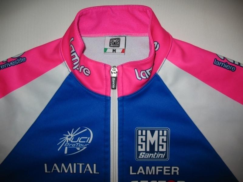 Велокуртка SMS SANTINI lampre original  (размер ML) - 3