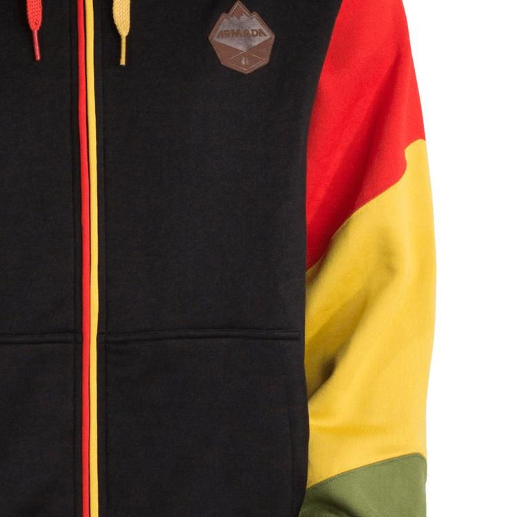 Кофта ARMADA slasher hoodie (размер L) - 2