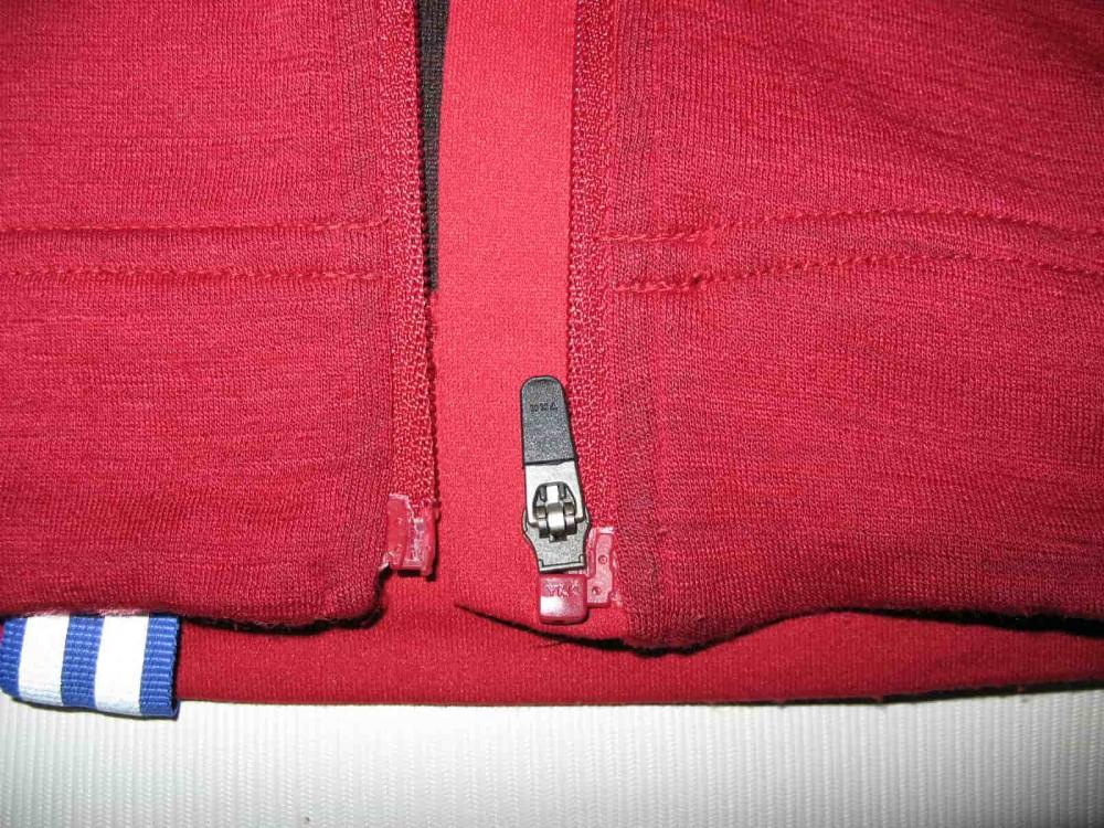 Кофта GORE running wear hooded running jacket (размер XXL) - 11