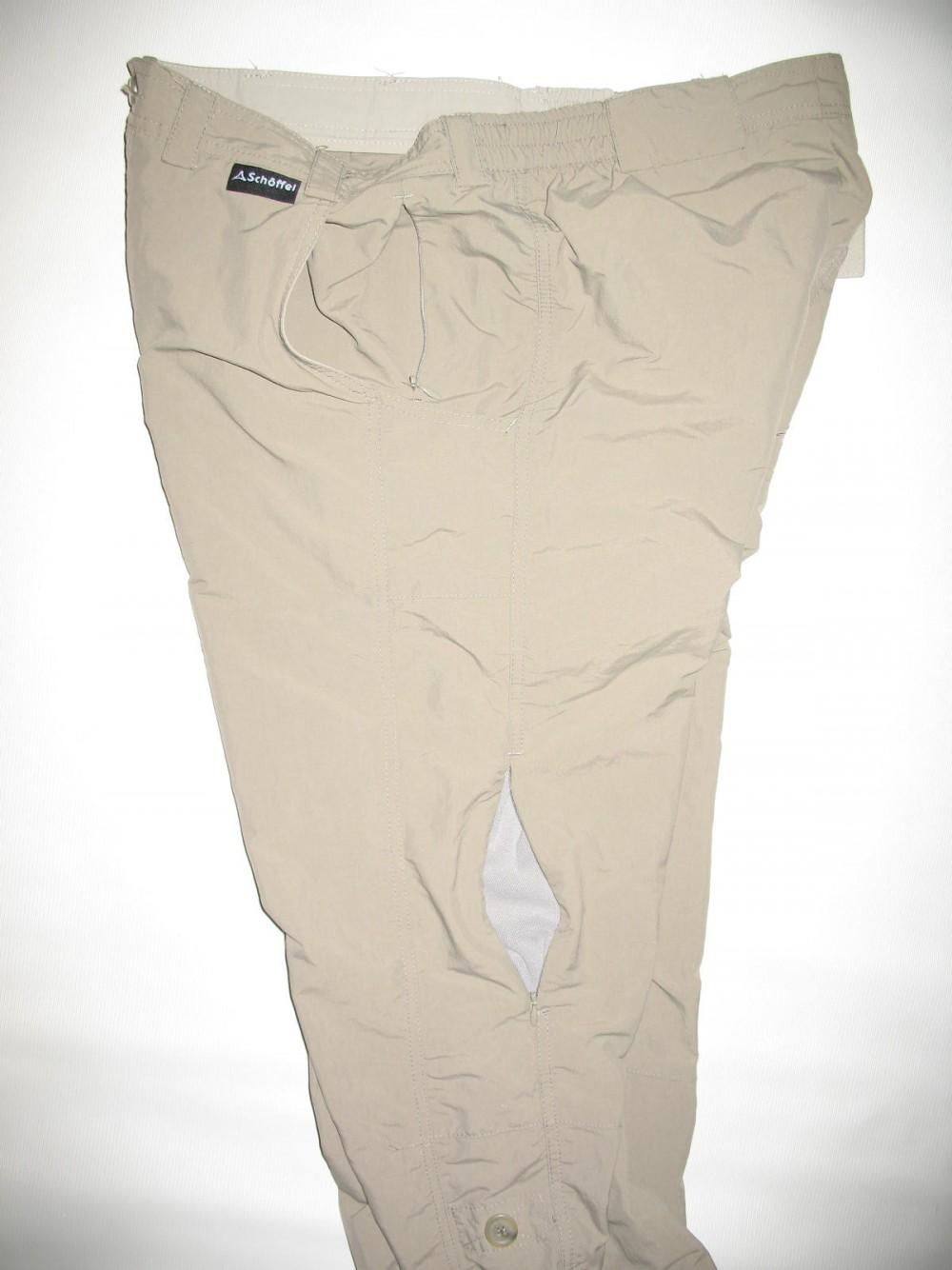 Штаны SCHOFFEL outdoor pants (размер 52-L/XL) - 6