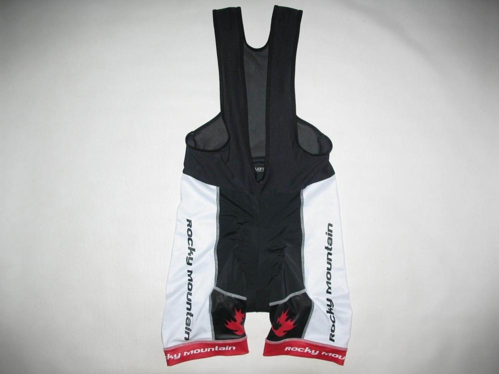 Велошорты CUORE rocky mountain bib shorts (размер M) - 7