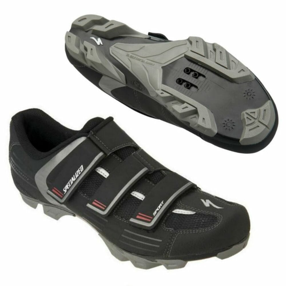 Велотуфли SPECIALIZED sport mtb 46 shoes (размер UK11/US12/EU46(на стопу 295 mm)) - 1