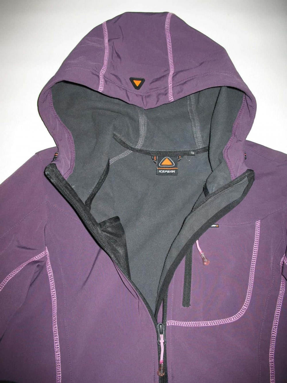Куртка ICEPEAK softshell jacket lady (размер 38/M) - 3