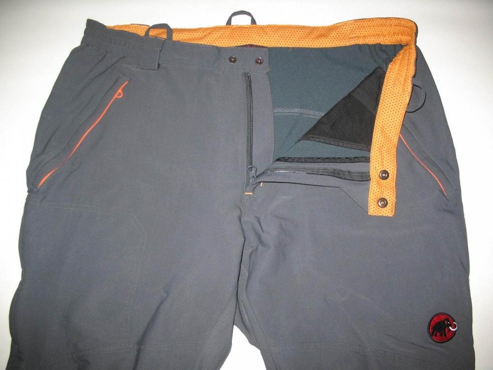 Штаны MAMMUT Courmayeur Pants (размер 58/XXL) - 6