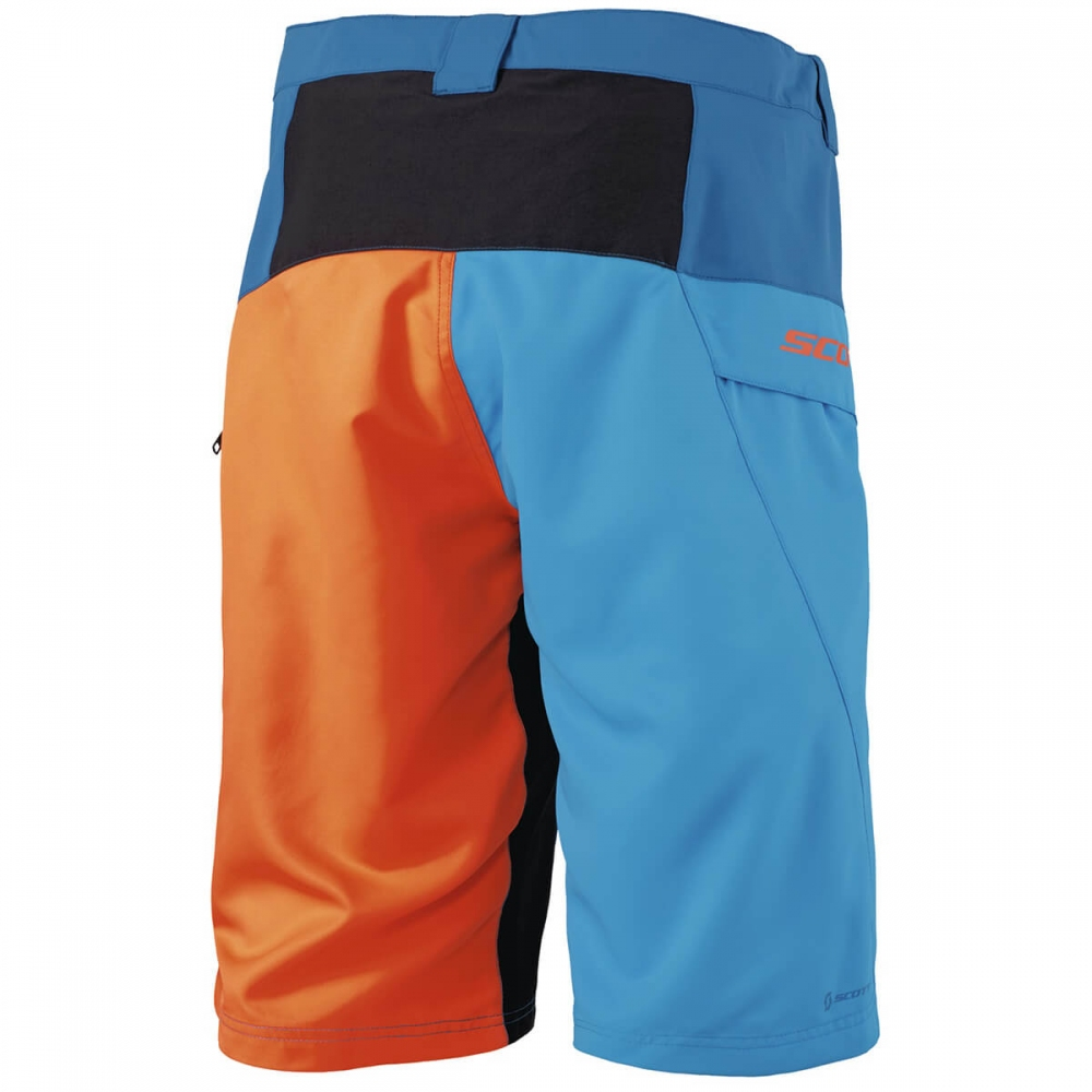 Велошорты SCOTT trail 20 LSfit shorts (размер M) - 1