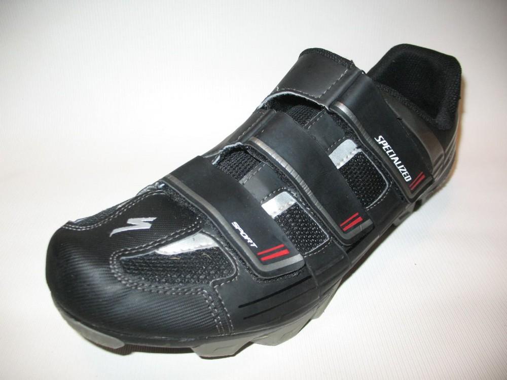 Велотуфли SPECIALIZED sport mtb 46 shoes (размер UK11/US12/EU46(на стопу 295 mm)) - 3