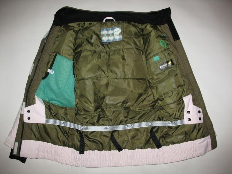 Куртка ORAGE 10/10 lady/kids   (размер  XS/S  (на рост+-160см)) - 6