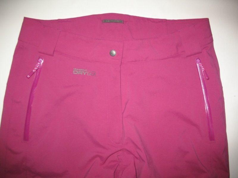 Штаны  MAMMUT  20/20 pants lady  (размер L/XL) - 2