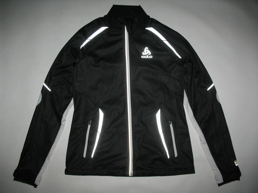 Куртка ODLO Frequency jacket lady (размер L) - 12