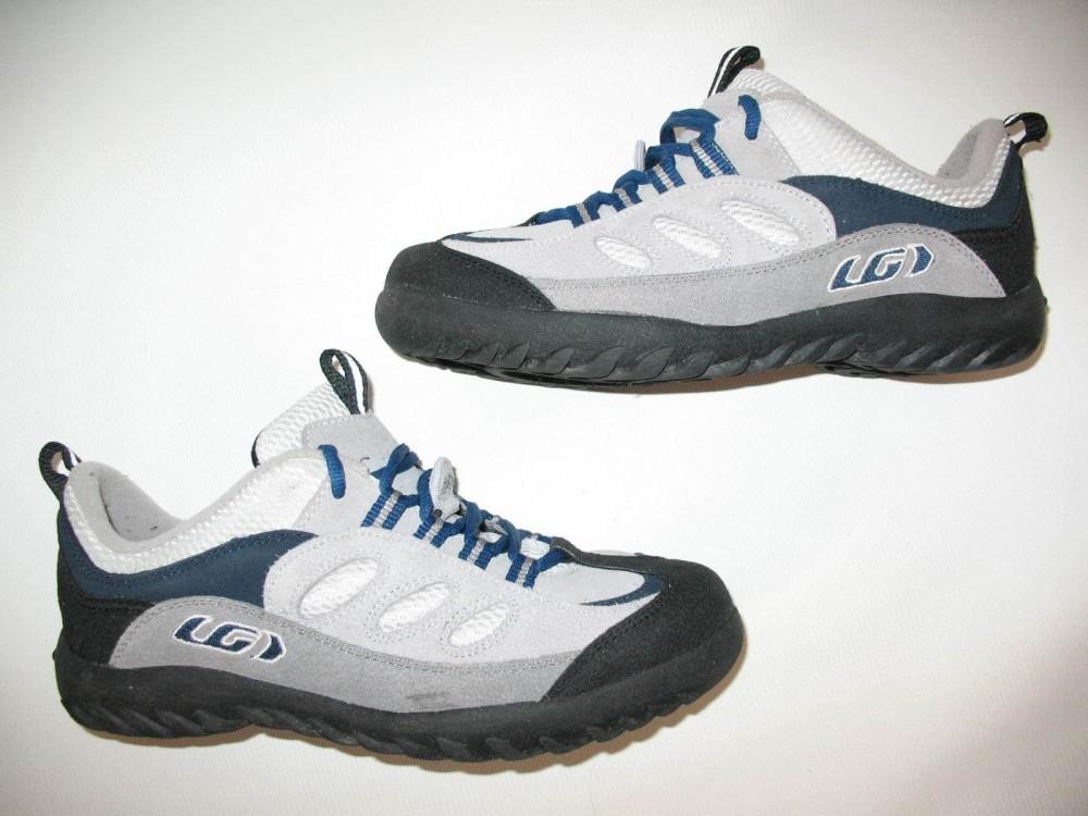 Велотуфли LOUIS GARNEAU mtb shoes (размер UK6/US7/EU39(на стопу до 245 mm)) - 3