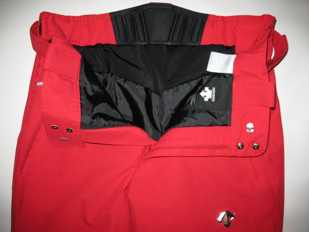 Штаны DESCENTE   Peak Mens Ski Pants  (размер 52/XL) - 4