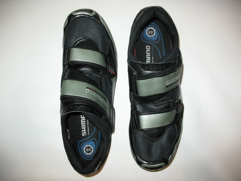 Велотуфли SHIMANO sh-r064 road shoes (размер EU44(на стопу до 278 mm)) - 3
