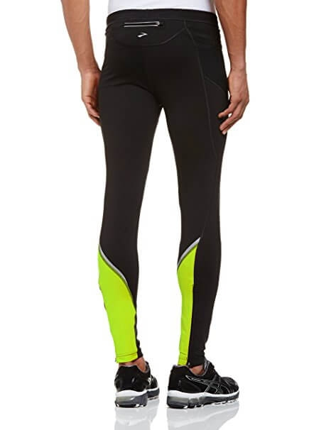 Штаны BROOKS infiniti runners tights (размер S) - 1