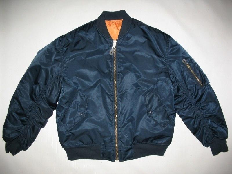 Куртка FOSTEX bomber MA-1 jacket (размер S/M) - 2