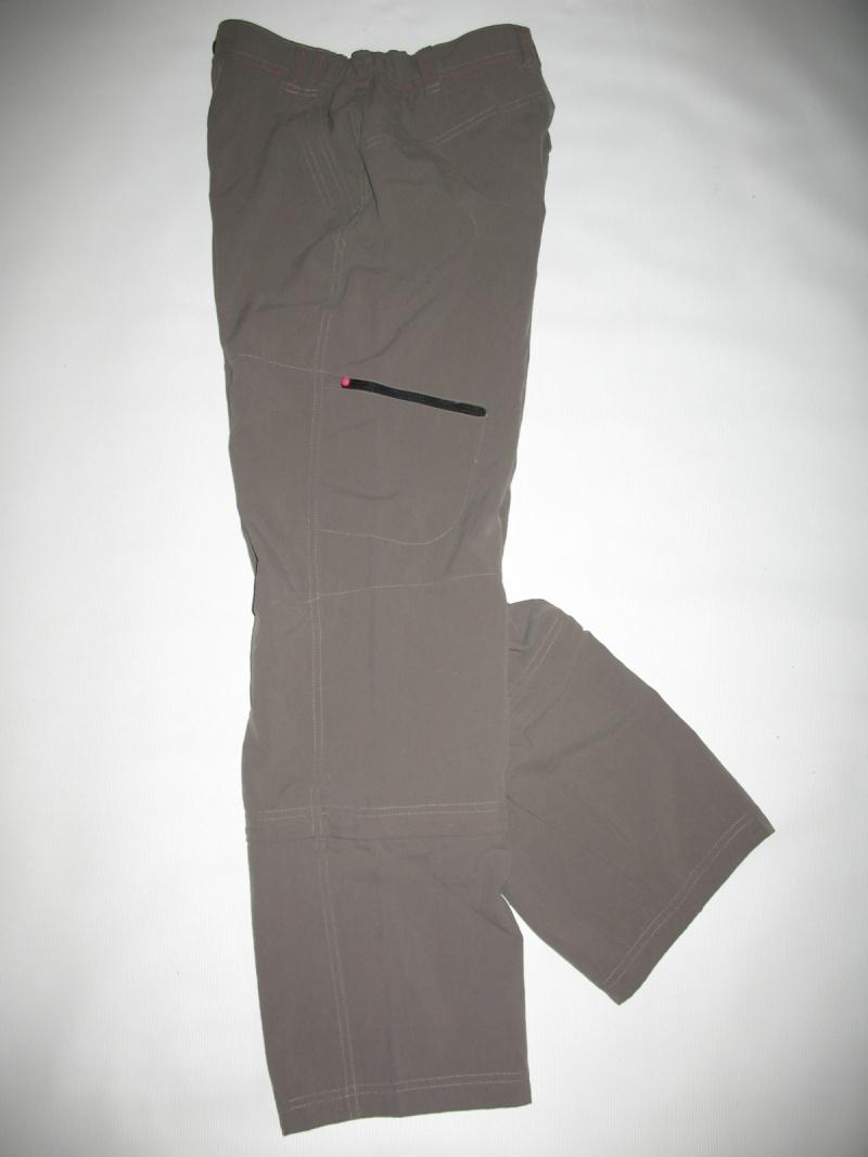 Штаны  AIGLE 2in1 pants lady  (размер S) - 6