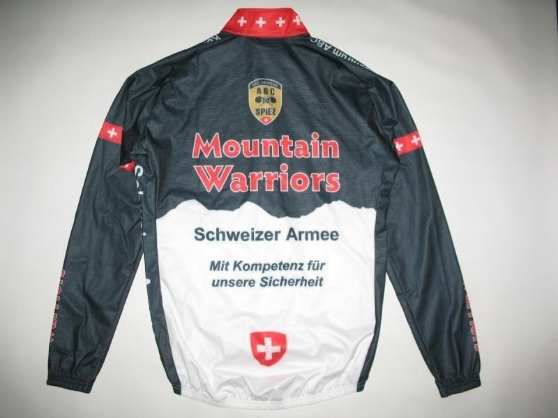 Велокуртка CUORE mountain warriors windtex jacket  (размер M) - 1