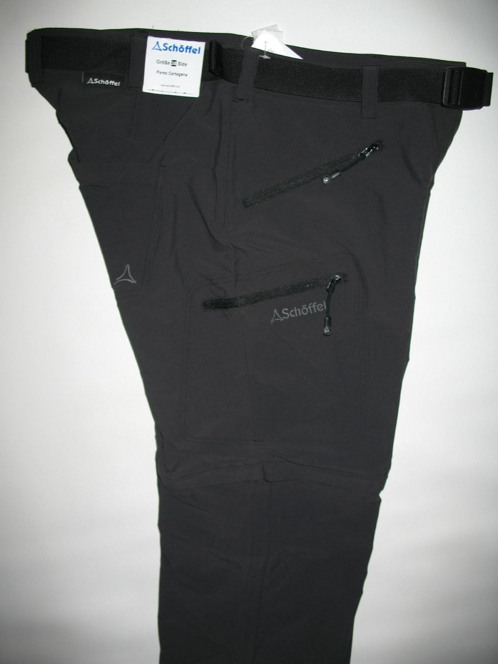 Штаны SCHOFFEL cartagena outdoor pants lady (размер 38-М) - 8