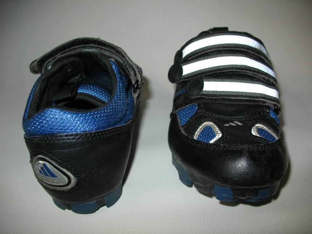 Велотуфли ADIDAS mtb shoes (размер UK5/US5,5/EU38(на стопу до 235 mm)) - 2