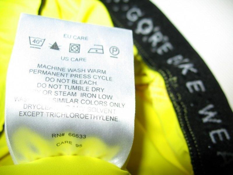 Футболка GORE Bike Wear jersey (размер XL) - 6