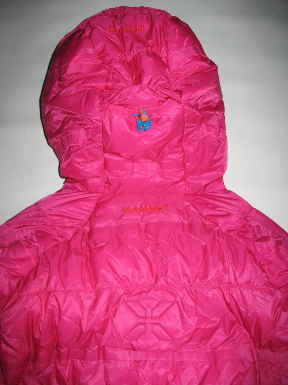 Куртка MAMMUT biwak eiger extreme jacket lady (размер S/M) - 9