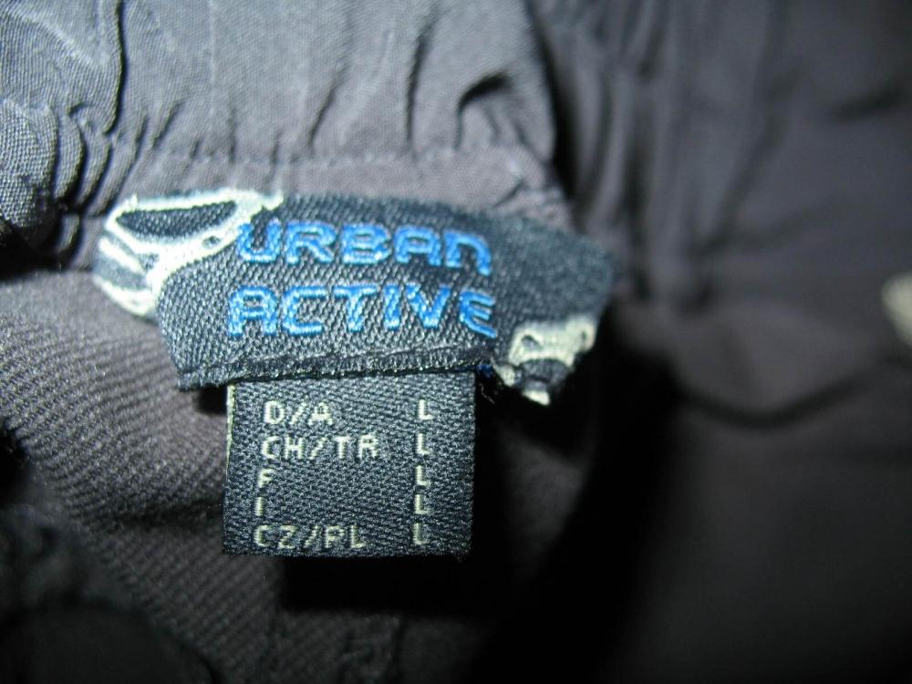 Шорты URBAN ACTIVE bike shorts (размер M/L) - 6