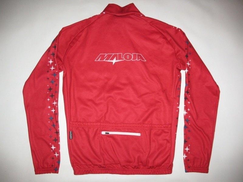 Кофта MALOJA bike/run fleece (размер L) - 1