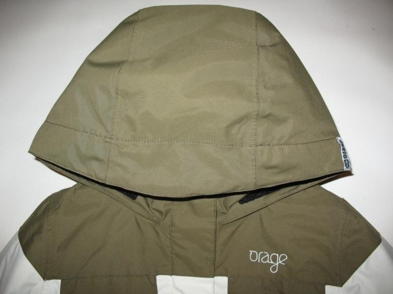 Куртка ORAGE 10/10 lady/kids   (размер  XS/S  (на рост+-160см)) - 2
