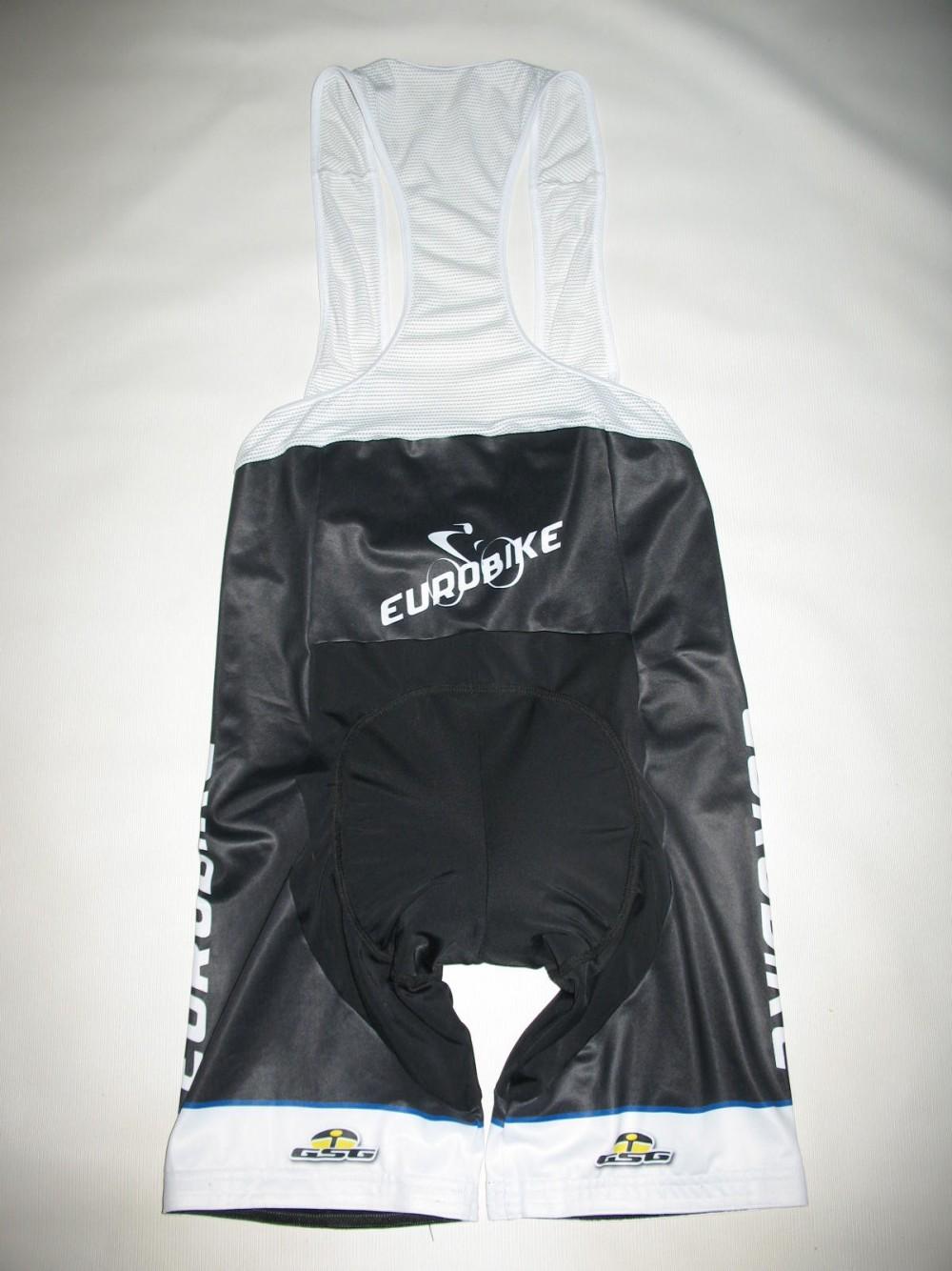 Велошорты GSG eurobike cycling bib shorts (размер XXL) - 2