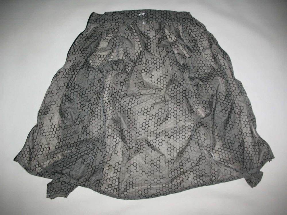 Куртка ASICS featherweight ultralight jacket (размер S) - 4