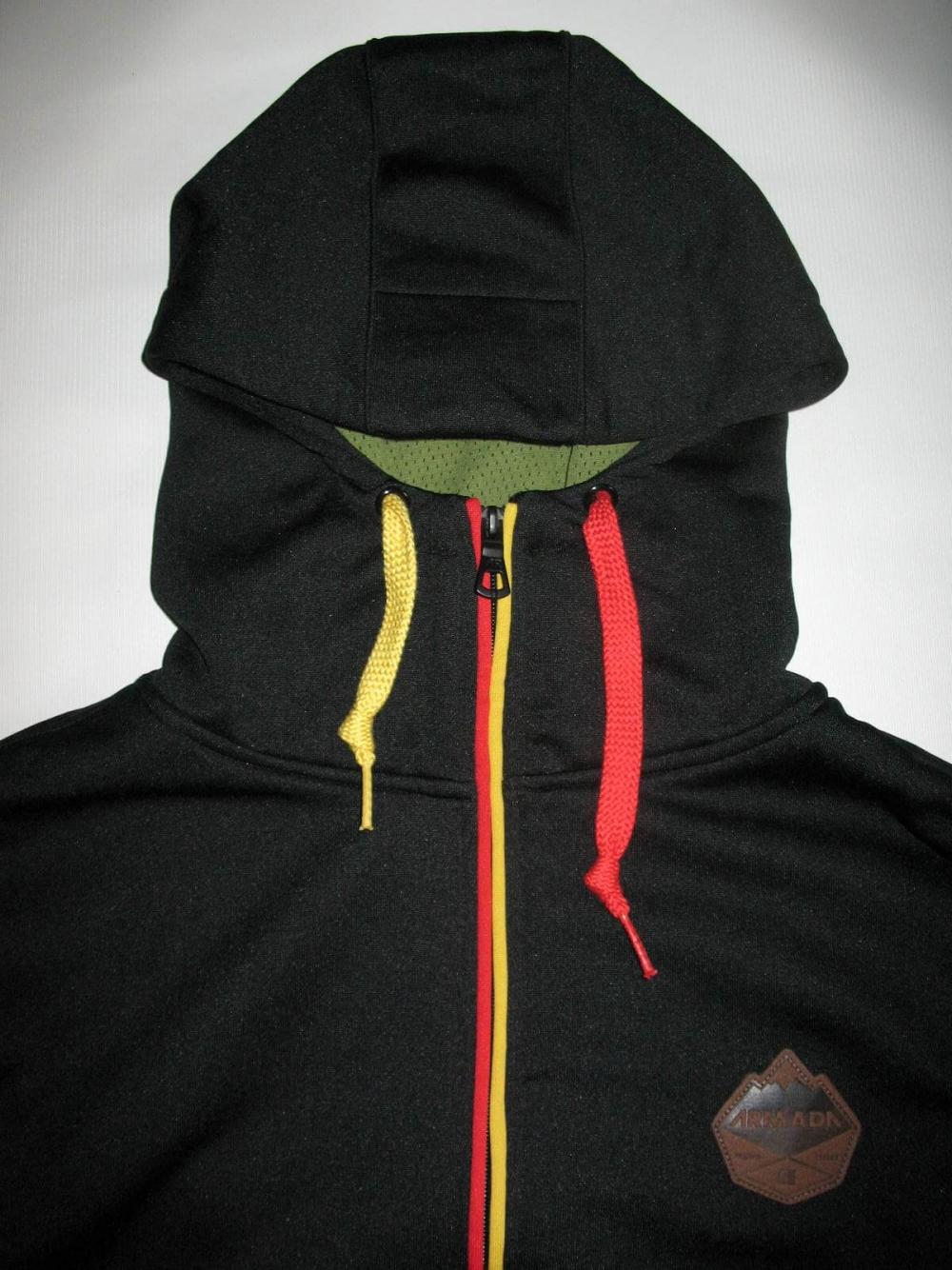 Кофта ARMADA slasher hoodie (размер L) - 6