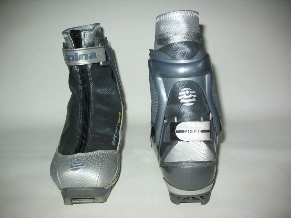 Ботинки ALPINA sr40 cross country ski boots (размер EU41(на стопу до 255 mm)) - 4