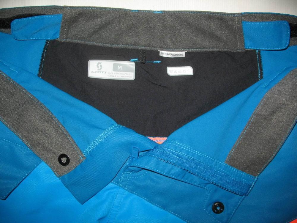 Велошорты SCOTT trail 20 LSfit shorts (размер M) - 7