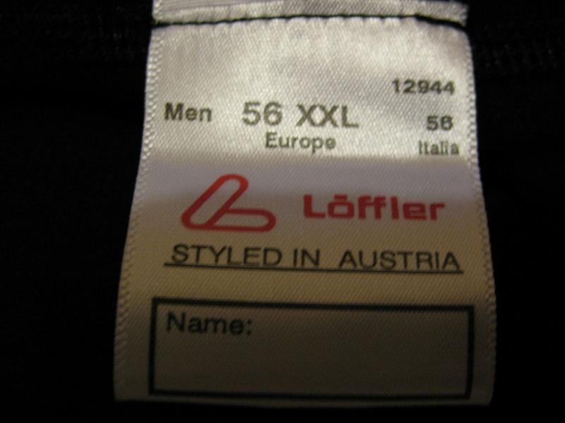 Кофта  LOEFFLER  (размер 56-XXL) - 3
