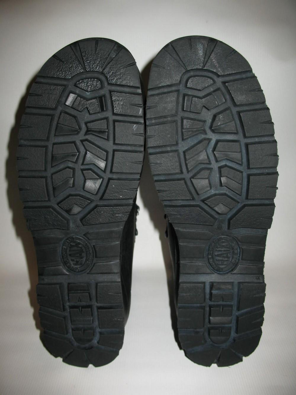 Ботинки HAIX trekker pro boots (размер UK8,5/US9,5/EU43(на стопу до 285 mm)) - 9