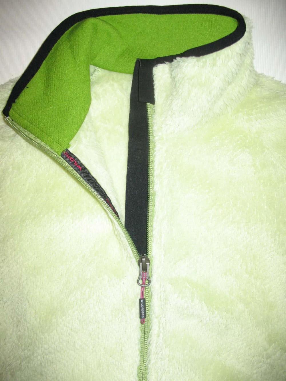 Кофта WILDROSES fleece polartec jacket lady (размер M) - 6