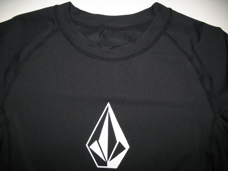 Футболка VOLCOM modtech compression jersey  (размер XL) - 2