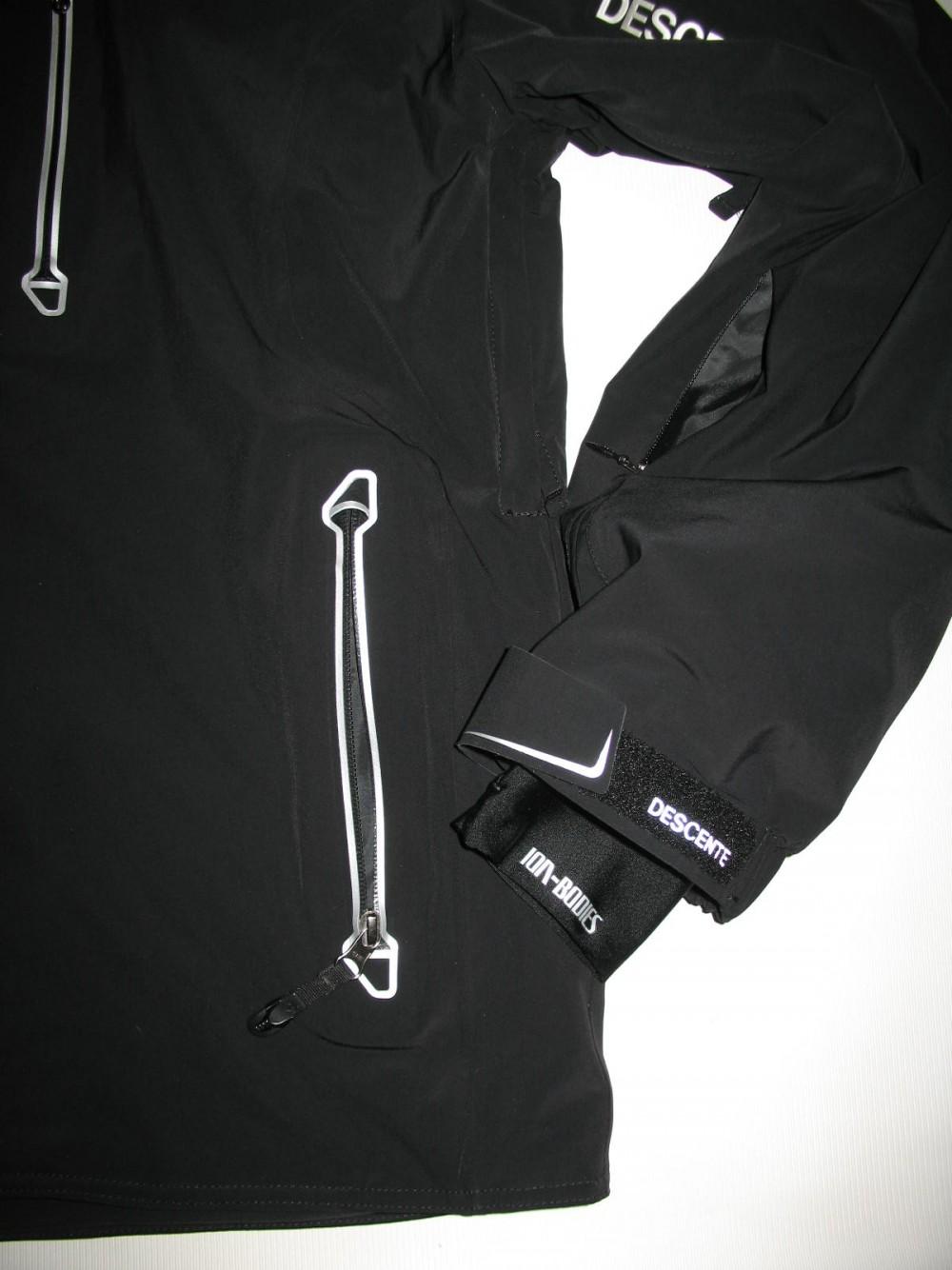 Куртка DESCENTE swiss olympic ski jacket (размер 54/XL) - 6