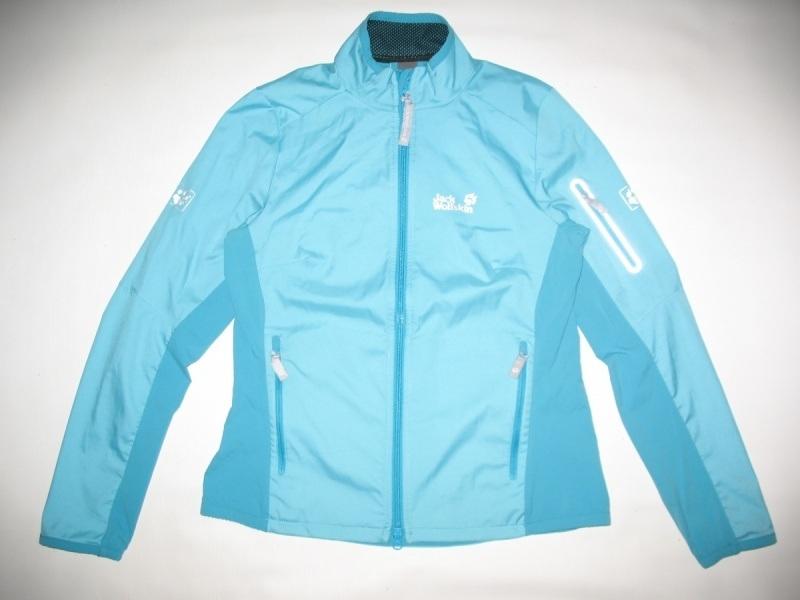 Куртка JACK WOLFSKIN Electron Softshell jacket lady  (размер M) - 2