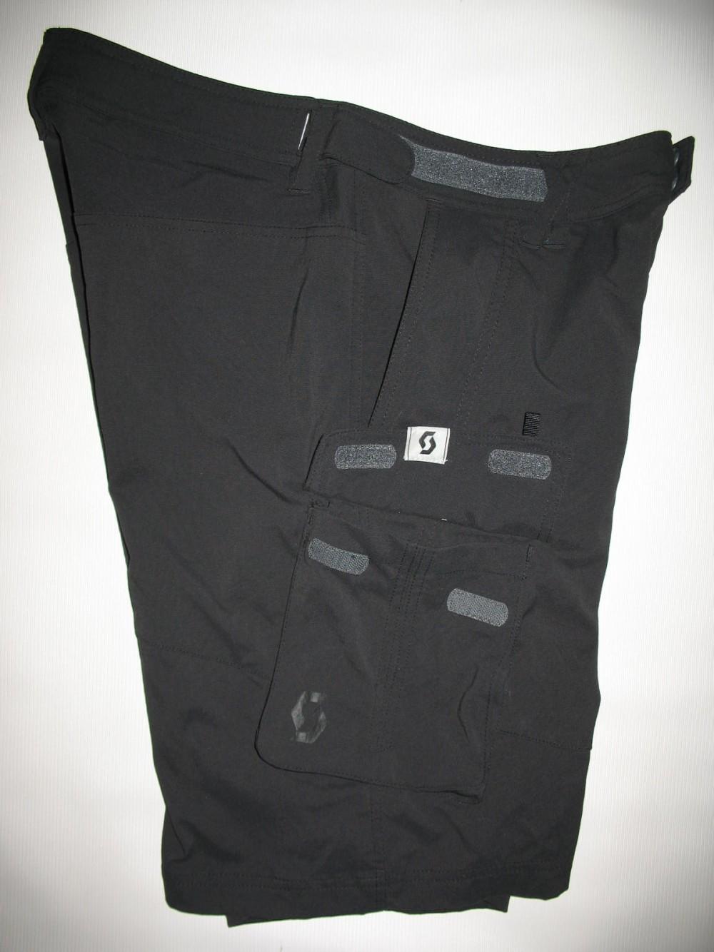 Велошорты SCOTT trail iam cycling shorts (размер M) - 5